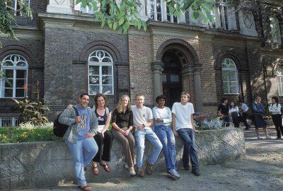 匈牙利的高等教育